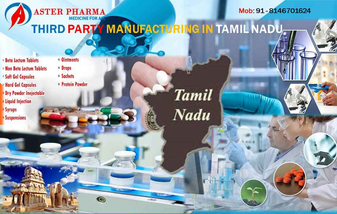 Third Party Manufacturing In Tamil Nadu