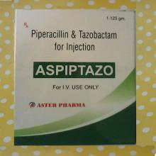 Piperacillin Tazobactam 1.125g Injection