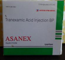 Tranexamic Acid 5ml